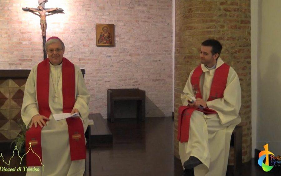 Mons. Tomasi ai giovani: prendetevicura del nostro tempo, dei dimenticati, della Chiesa