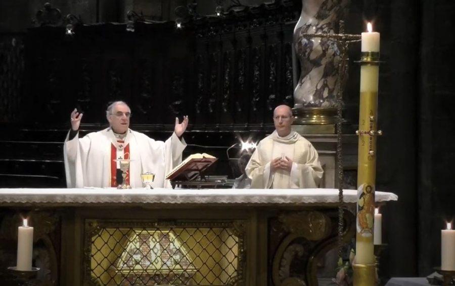 """Mons. Tisi: """"pieno rispetto delle regole, vincoli d'amore"""" per la ripresa delle messe con il popolo"""