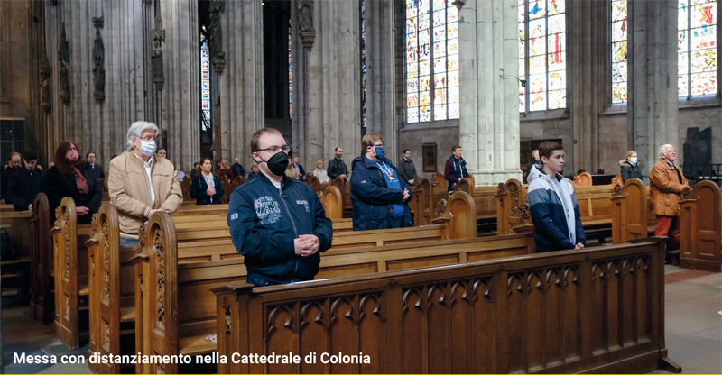 Mons. Manicardi: al lavoro per la ripresa delle Messe con il popolo