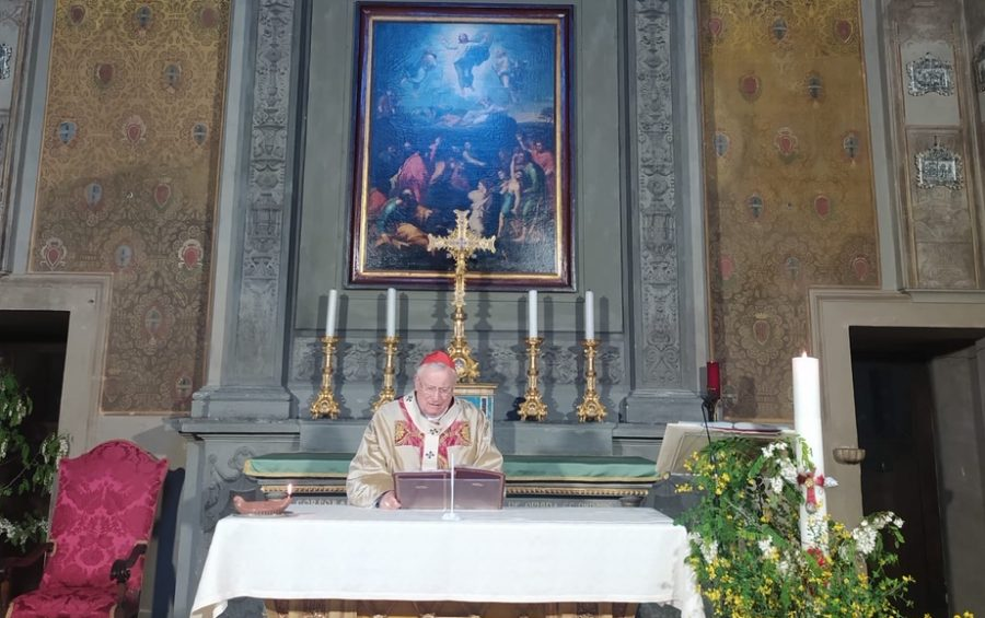 """Card. Bassetti: """"rintuzzare quel fuoco acceso in noi con il dono dell'Ordinazione"""""""
