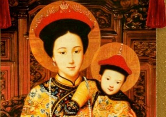 Dalla Cina un sussidio per pregare il Rosario