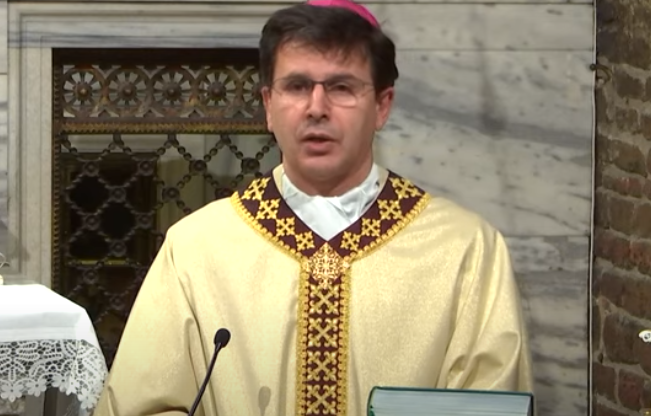 1° maggio. Mons. Dal Cin: chiediamo a Maria il dono della speranza e dell'unità