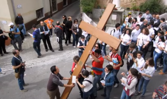 Videostories delle Giornate diocesane dei giovani, in attesa di poterle rivivere