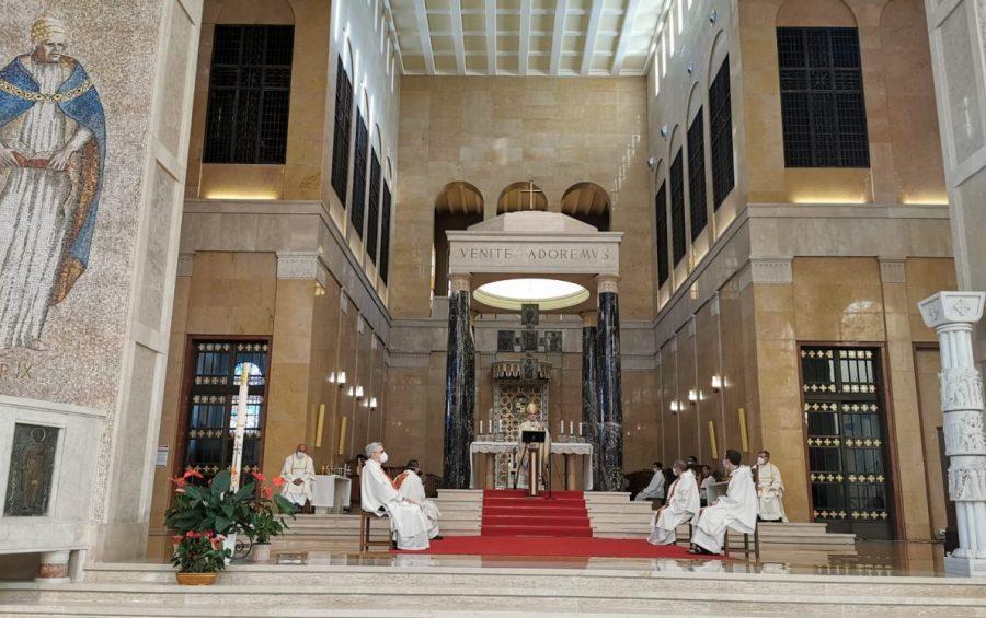 Mons. Accrocca: restituire centralità alla Parola di Dio
