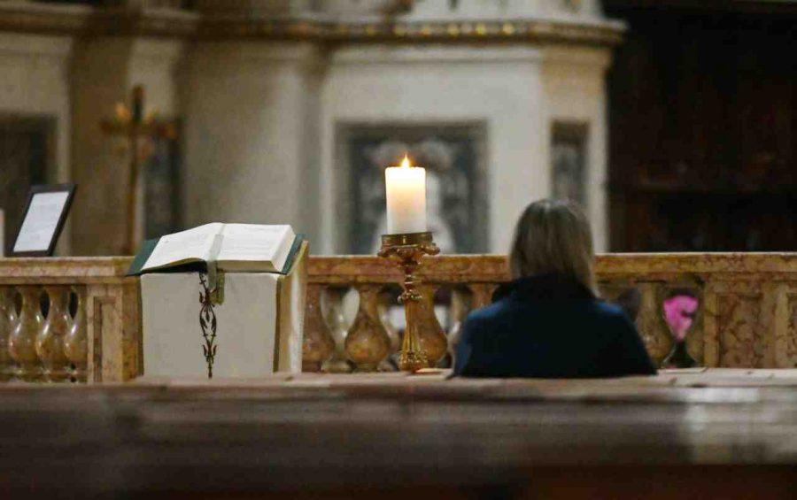 18 maggio, Messa con il popolo: la pazienza della ripresa