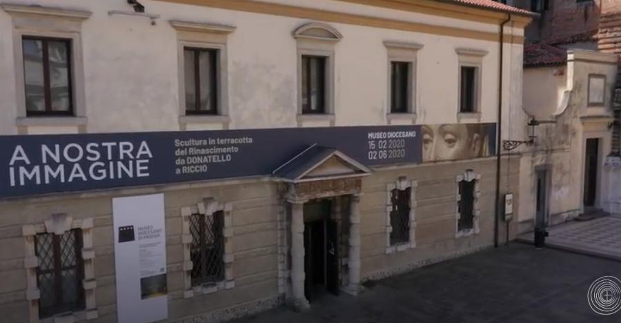 """Riapre il museo diocesano con la mostra """"A nostra immagine"""""""