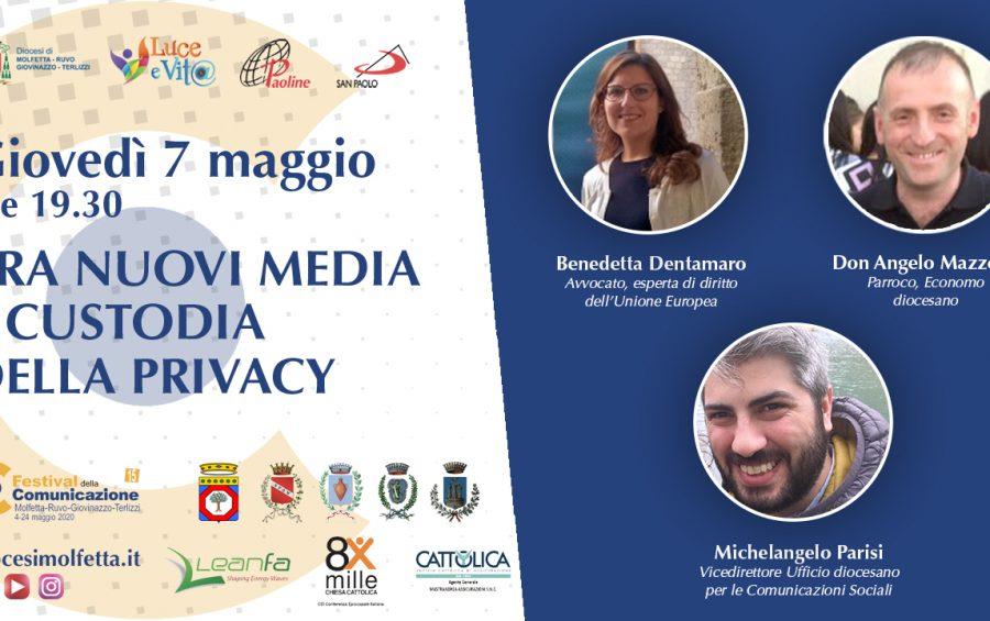 Festival della Comunicazione: tra nuovi media e custodia della privacy