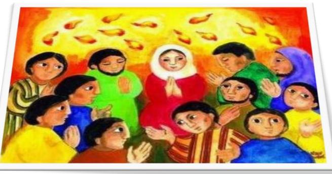 Domenica di Pentecoste: un sussidio per le famiglie