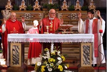 Mons. Perego: san Maurelio e la via della piccolezza