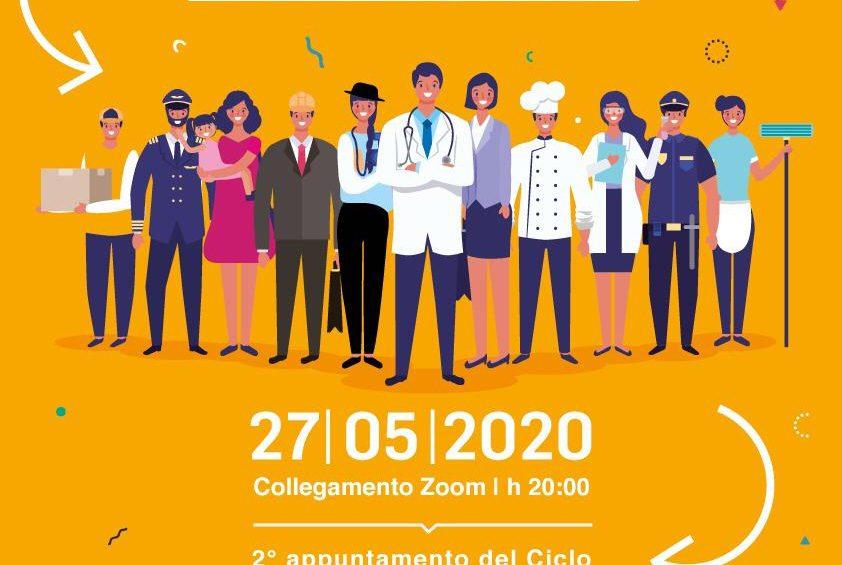 Giovani e lavoro: il 27 maggio appuntamento su Zoom