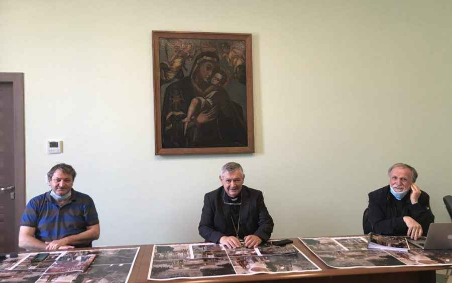 Presentato il fotolibro sul pellegrinaggio del Corpo di San Timoteo a Roma