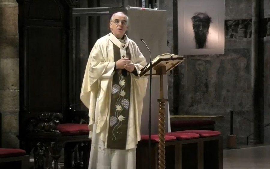 Mons. Tisi: Gesù cammina la nostro fianco