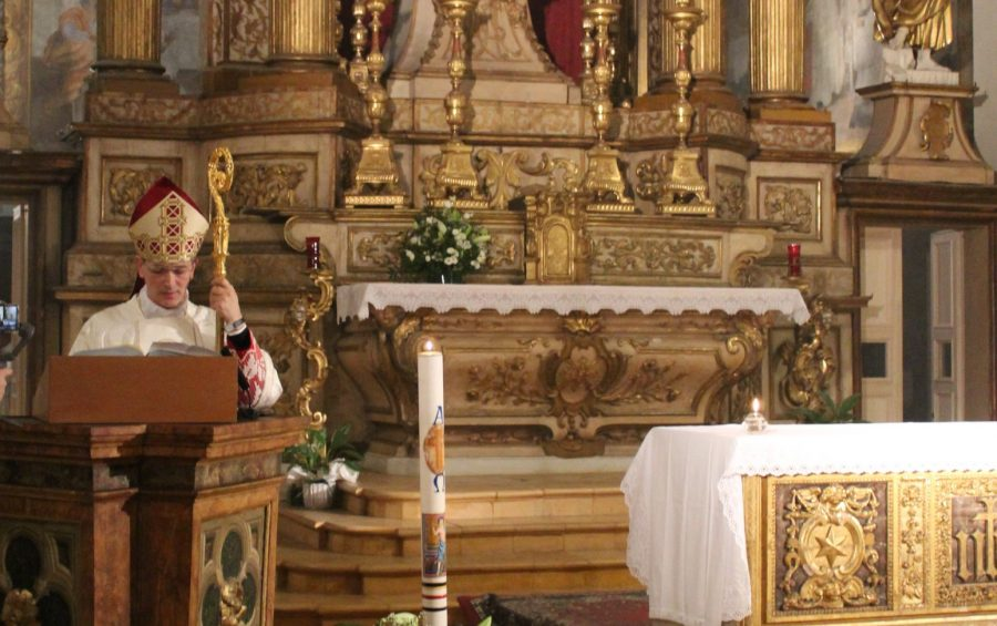 Mons. Sigismondi: grato al Signore per avermi concesso di essere pastore della diocesi per 12 anni