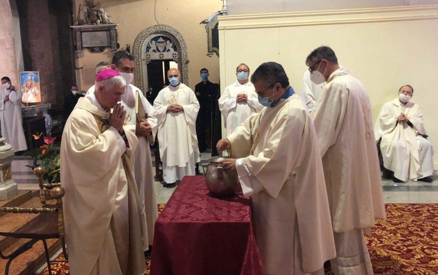 Mons. D'Ercole: non esitiamo a condividere il sogno di Cristo di un mondo migliore