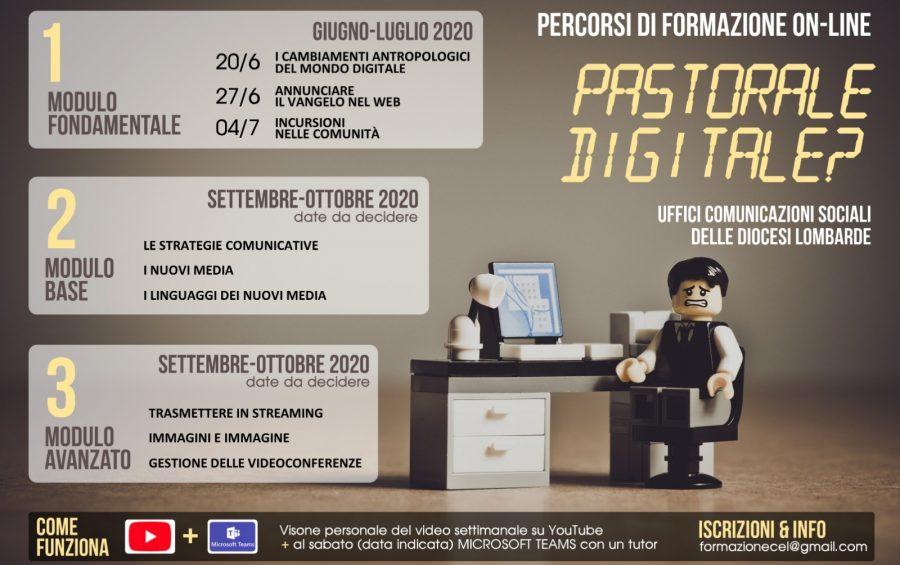 """""""Pastorale digitale?"""". Un corso online"""