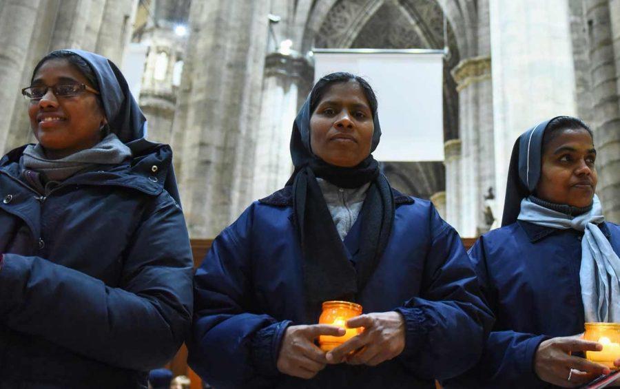 """Mons. Perego: """"Annunciatori del Vangelo"""", lo stile di vita consacrata"""