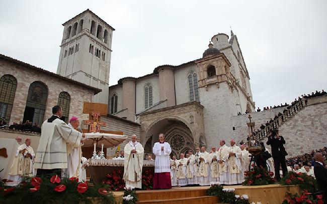 27 luglio: nello Spirito di Assisi, si prega per la Terra Santa e la Turchia