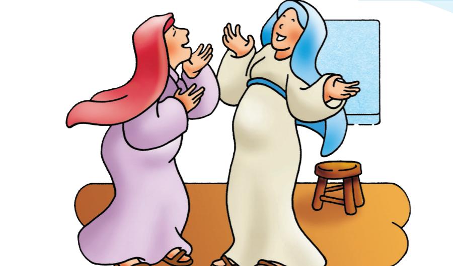 Trame della Domenica. La Festa dell'Assunzione di Maria spiegata ai bambini e ragazzi con disabilità intellettiva