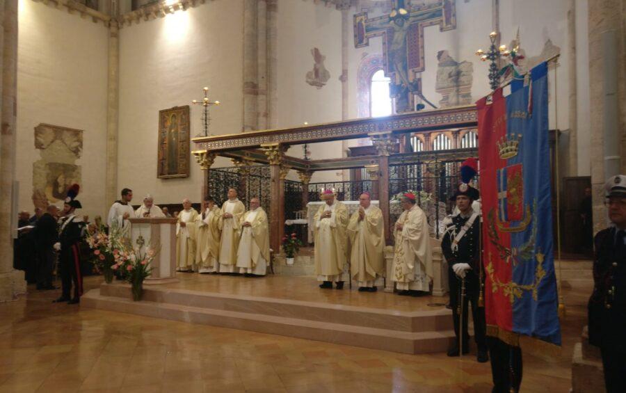 11 e 12 agosto: comunità in festa per santa Chiara e san Rufino