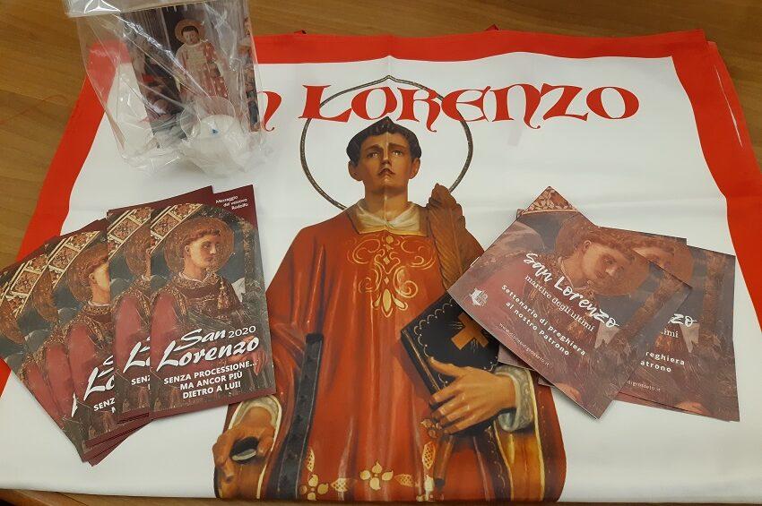 San Lorenzo: segni e gesti per avvicinarsi al 10 agosto